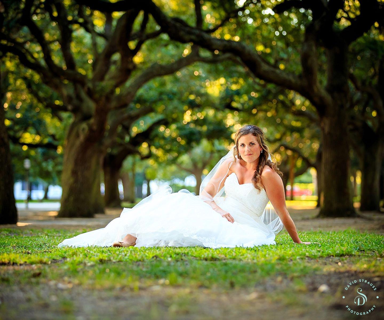Charleston wedding photographer - Holly - David Strauss Photography