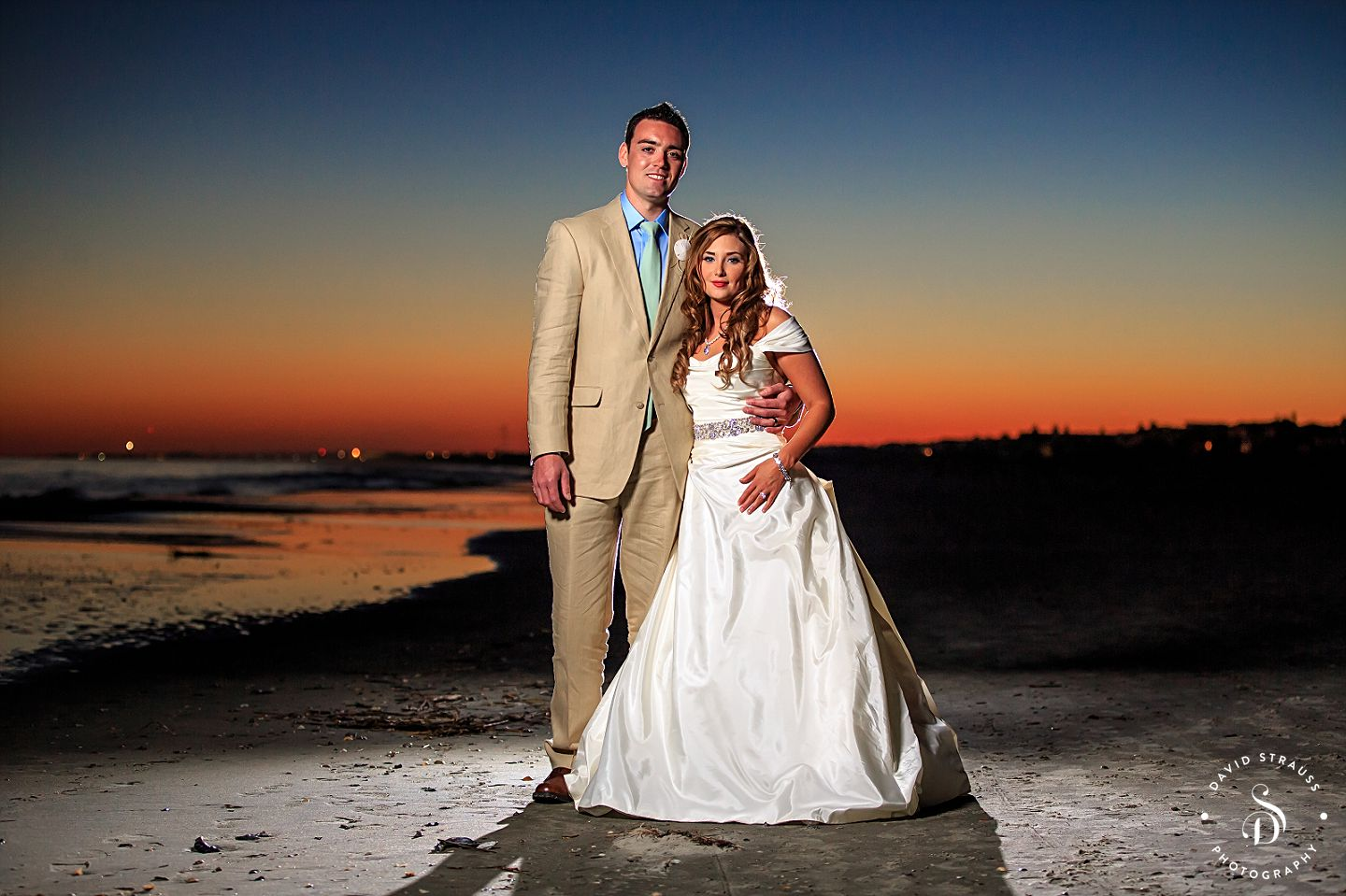 Isle Of Palms Wedding Photography Morgan And Andrew