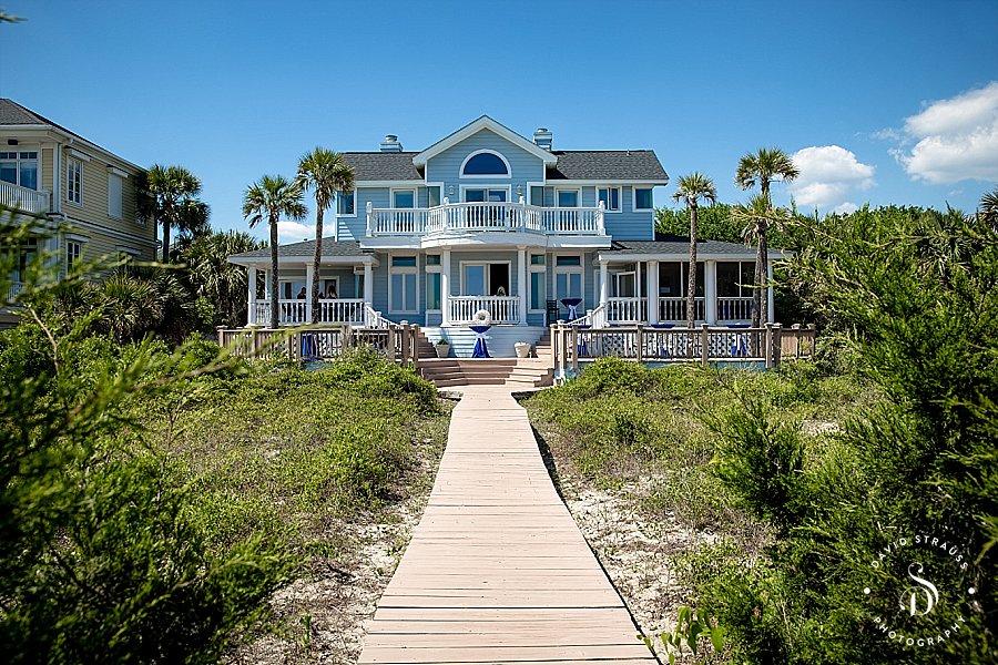 Summer Destination Wedding At The William Aiken House In Charleston Sc