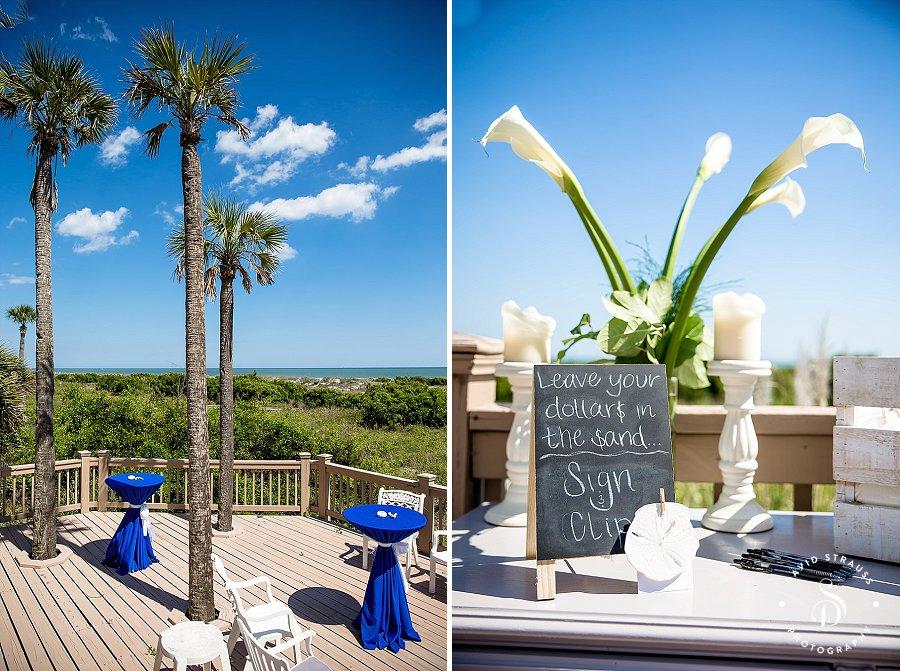 Isle Of Palms Beach House Wedding